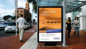 Robinson Krusoe Design Travel_Campaign_Gebeco_Bus-Flight_Travel_wide