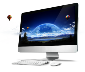 RK Robinson Krusoe Desktopography Two Million Tomorrows Preview Screen